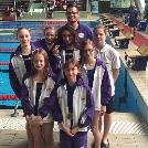Egyéni csúcsokat úsztak versenyzőink a székesfehérvári 12+ Úszóversenyen
