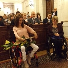 Elismerés az UTE paralimpikonjainak!