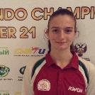 Füredi Réka bronzérmet szerzett az U21-es taekwondo Európa-bajnokságon!