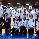 Hollandiában és Zágrábban is dobogósok taekwondosaink