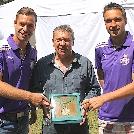 Ma ünnepli születésnapját Nagy László olimpiai bajnok labdarúgónk