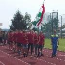 Második helyen végzett a Budapest válogatott csapata a majanói atlétikai viadalon!