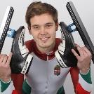 Sporttörténelmet írt Knoch Viktor