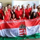Ünnepélyesen elbúcsúztatták a magyar paralimpia csapat egy részét!